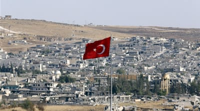 Ankara remains tepid about combating ISIL, writes Lepeska [REUTERS]
