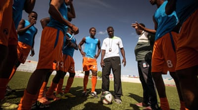 Somalia's football revival lures foreign players