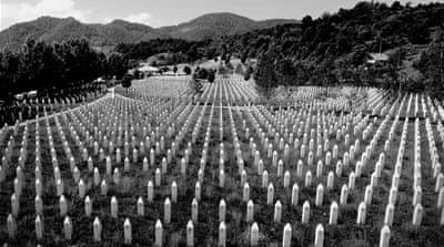Marking 20 years since Srebrenica genocide