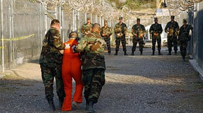 The White House says keeping Guantanamo Bay prisoners costs $4m an inmate per year [EPA]