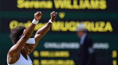 Serena has now won 21 Grand Slams [Getty Images]