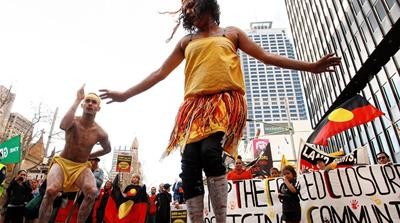 Aboriginal people in Australia often feel the government acts unfairly towards their communities [Getty Images]