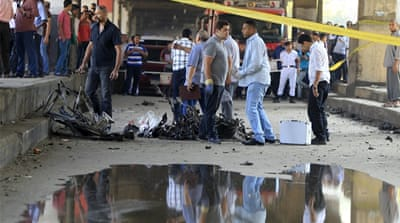 Egypt 'anti-terrorism' bill provokes criticism