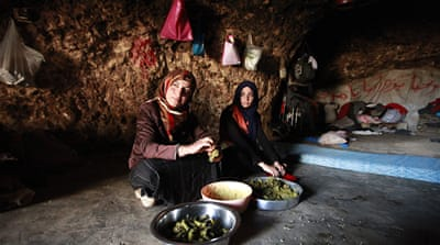 The last cave dwellers of Palestine