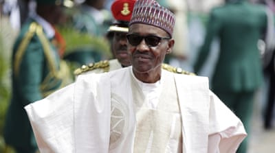 Buhari, a 72-year-old former military ruler, owed his March election victory in large part to his campaign promise to fight corruption [AP]