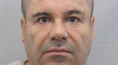 """El Chapo"" escaped through a 1.5 km tunnel found under his cell's shower [AP]"