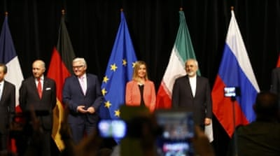 Iran and world powers clinch historic nuclear deal