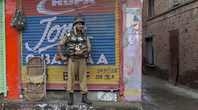 Being denied their right of self-determination, Kashmiris have been in a state of chronic revolt for decades, writes Chak [AP]
