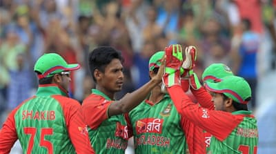 Bangladesh had beaten Pakistan and India in the ODI series earlier this year [Getty Images]