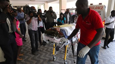 Al-Shabab fighters killed 148 people, mainly students, at a university campus in Garissa [AP]