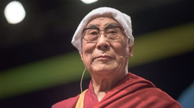 Dalai Lama warns China on interfering in succession