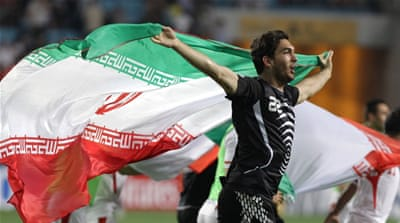 Iran has taken part in four World  Cups [Getty Images]
