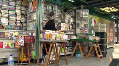 Argentine capital is world's centre of bookstores