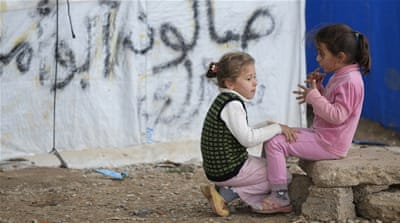 A precarious living for children in Iraq