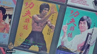 Hong Kong exhibit shows what Bruce Lee taught his fans