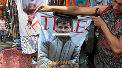 'El Chapo': World's most wanted drug lord or folk hero?