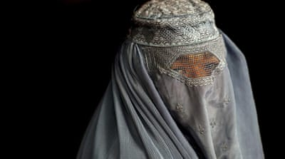 Afghan shelter provides security for abused women