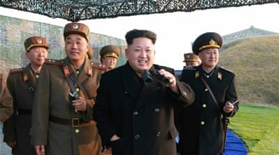 Sanctions were tightened against North Korea following its third nuclear test in 2013 [EPA]