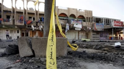 Car bombings and suicide attacks kill dozens in Iraq