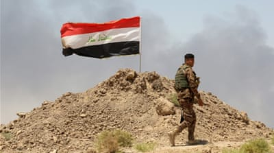 Iraqi forces have launched a number of offensives to retake ground in Anbar province since ISIL took over Ramadi [AFP]