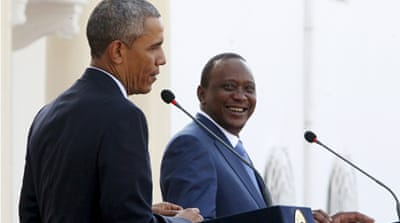 Obama praises Kenya's anti-corruption drive