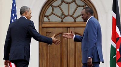 Kenyatta: Gay rights is a non-issue for Kenya