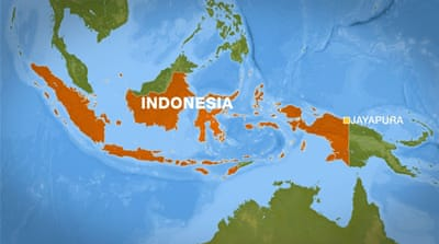 Powerful earthquake hits Indonesia's Papua