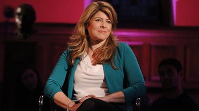 Transcript: Dr Naomi Wolf on women and civil liberties