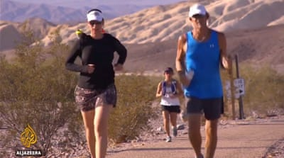 Badwater Marathon: The world's toughest footrace