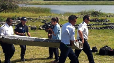 Possible Malaysia plane wreckage to be tested in France