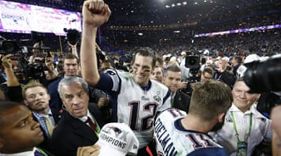 Brady's four-game NFL suspension over-ruled