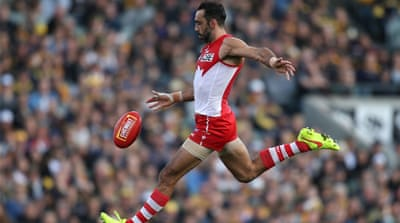 Guilty by association: The case of Adam Goodes