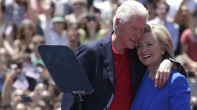 Political capital: Clintons earned $140m in eight years