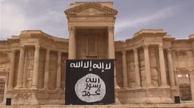 The executions in the Palmyra amphitheatre were first reported on May 27 [Al Jazeera]