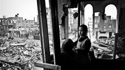 Gaza: A home among the ruins