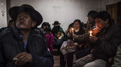 Peru: Searching for the missing decades after war