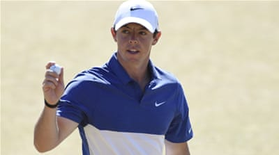 McIlroy announced the decision on his Instagram page