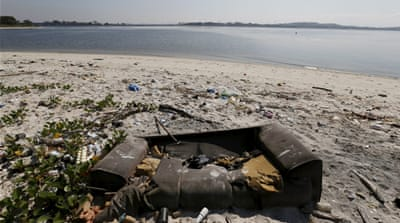 Olympics ambitions unaffected by Rio's 'filthy' water