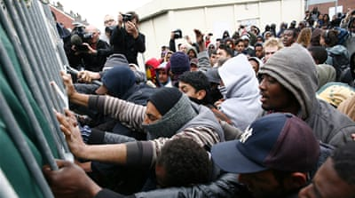 Calais: Migrants, myths and the media