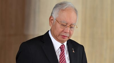 State investment fund 1MB, chaired by PM Najib, is under investigation for corruption and financial mismanagement [Reuters]