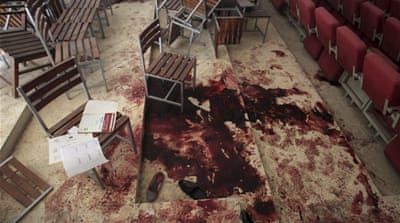 The Peshawar school attack was one of the bloodiest in Pakistan's history [Reuters]