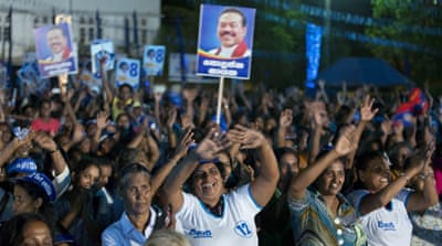 Sri Lanka's elections pit its past against its future