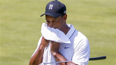 Woods has slumped to 278th in the world rankings [Getty Images]