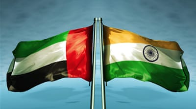 India PM in UAE to boost trade and security ties
