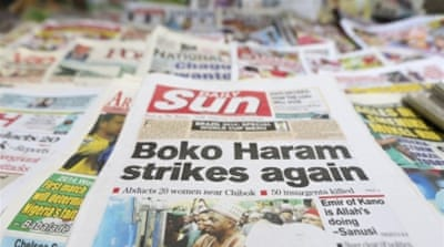 Boko Haram and the media