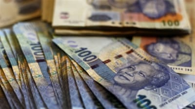 China, South Africa and the 'currency wars'