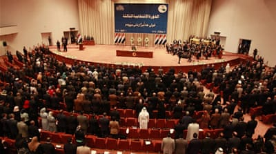 Iraq's parliament pushes back against PM over reforms
