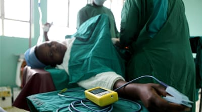 Safe Surgery Innovations in Uganda