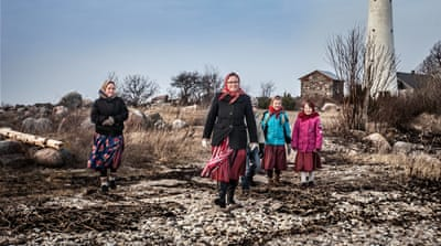 Estonia's Kihnu - the women's island
