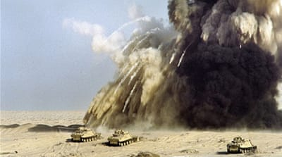 Timeline: Iraq's invasion of Kuwait, 25 years on
